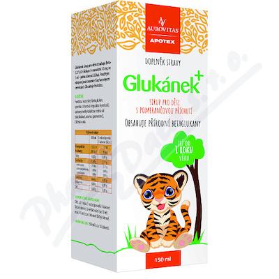 Glukánek syrop dla dzieci 150ml