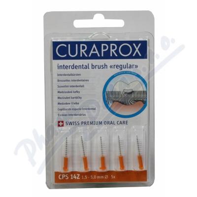 CURAPROX CPS 14Z regular mezizub.kart.5ks blister