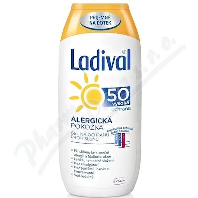LADIVAL ALERG OF50+ ŻEL 200ml