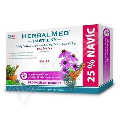 HerbalMed past. Dr.Weiss Echin+rokitnik+wit.C 24+6