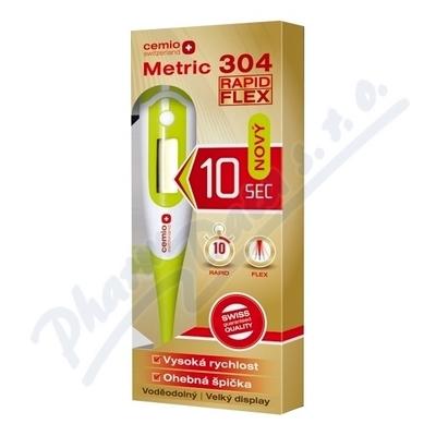 Cemio Metric 304 Rapid Flex Teploměr digitální