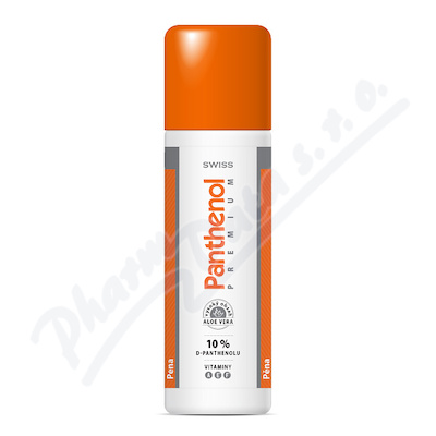 Panthenol 10% Swiss PREMIUM pianka 125+25ml za darmo