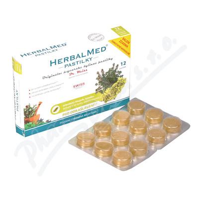 HerbalMed past. Dr.Weiss Isl.liš+tym+miód+witC 12