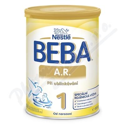 BEBA A.R.1 przy ulewaniu 800g