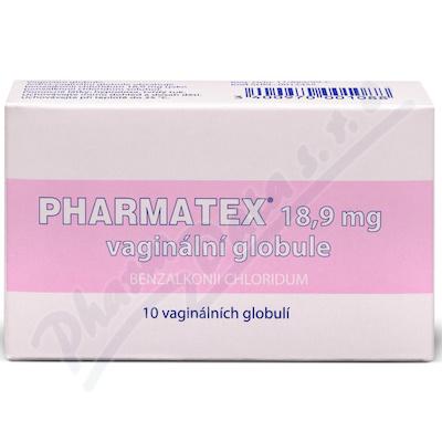 Pharmatex vaginální globule glo.vag.10x18.9mg