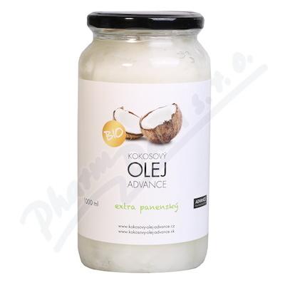 ADVANCE Olej kokosowy BIO 1000 ml