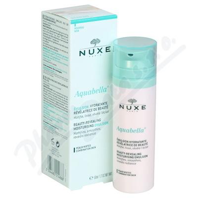 NUXE Aquabella zkrášlující hydratační emulze 50ml