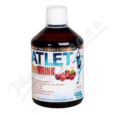 Atlet prodrink suplement diety ze słodzikiem 500ml