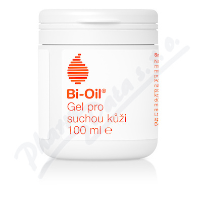 Bi-oil gel dla suchej skóry