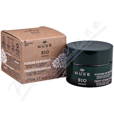 NUXE Bio Čisticí mikro-exfoliační maska 50ml