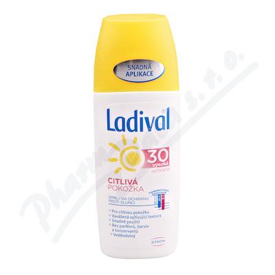 Ladival wrażliwa skóra OF30 SPRAY 150ml