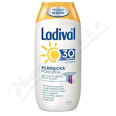 Ladival Allergic OF30 żel 200ml