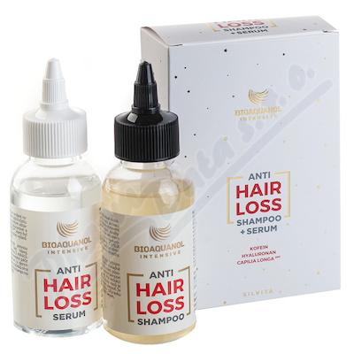 Bioaquanol Anti HairLoss 2x100ml vánoční 2021