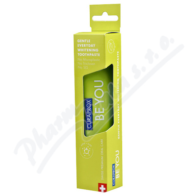 CURAPROX BE YOU zubní pasta Apple-Aloe 60ml
