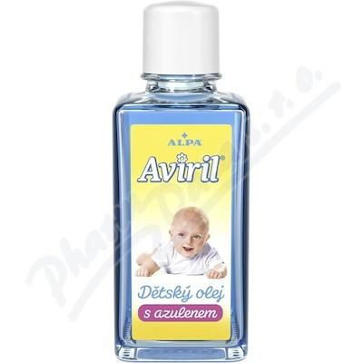 Aviril olejek dziecięcy z azulenem 50ml