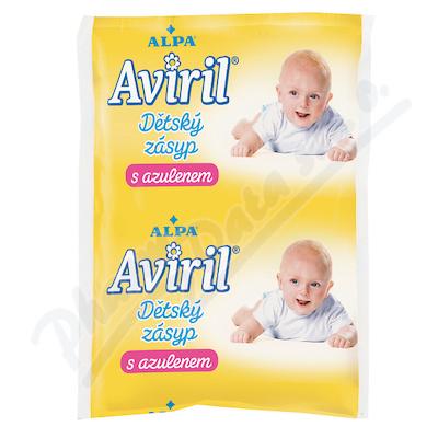Aviril puder dla dzieci z azulenem woreczek 100g