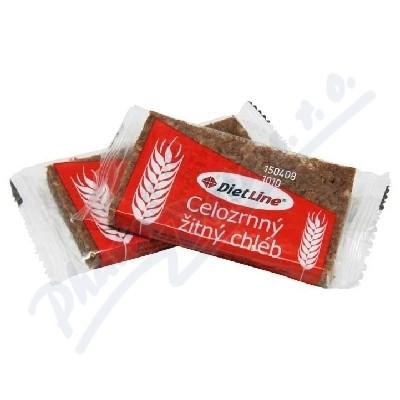 DietLine Pełnoziarnisty żytni chleb 2szt/40g