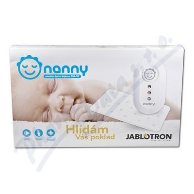 Baby monitor oddechu BM-02 Nanny