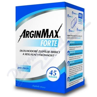 ArginMax Forte dla mężczyzn tob.45