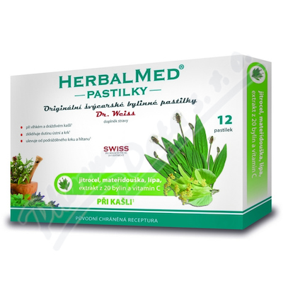 HerbalMed past. Dr.Weiss Babka+macierzanka+lipa+C 12