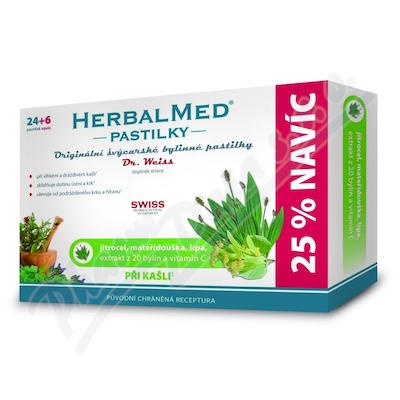 HerbalMed past. Dr.Weiss Babka+macierzanka+lipa+C 24+6