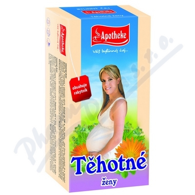 Apotheke Dla kobiet w ciąży herbata 20x1.5g