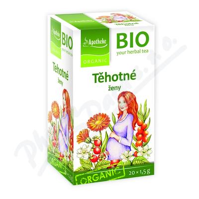 Apotheke BIO Dla kobiet w ciąży herbata saszetki 20x1.5g